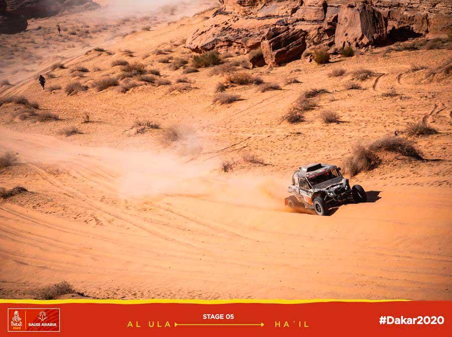 La nostra Rally Dakar cap.3